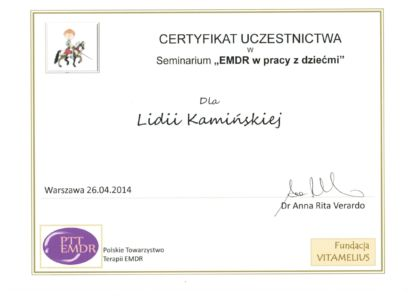 14.EMDR Dr A.R. Verardo 2014