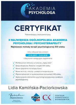 25.Akademia Psychologa